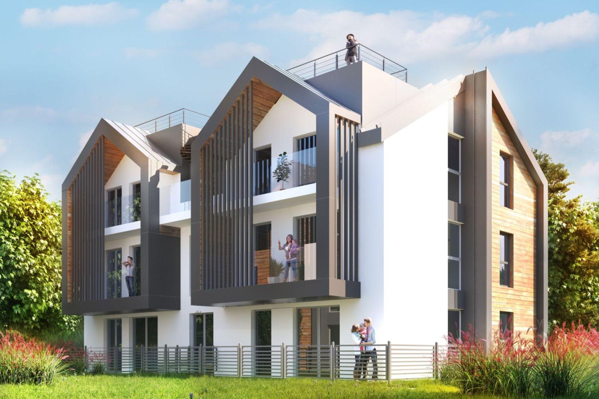 [Gdańsk] Inteligentne mieszkania powstają na osiedlu Młoda Morena Park II w Gdańsku