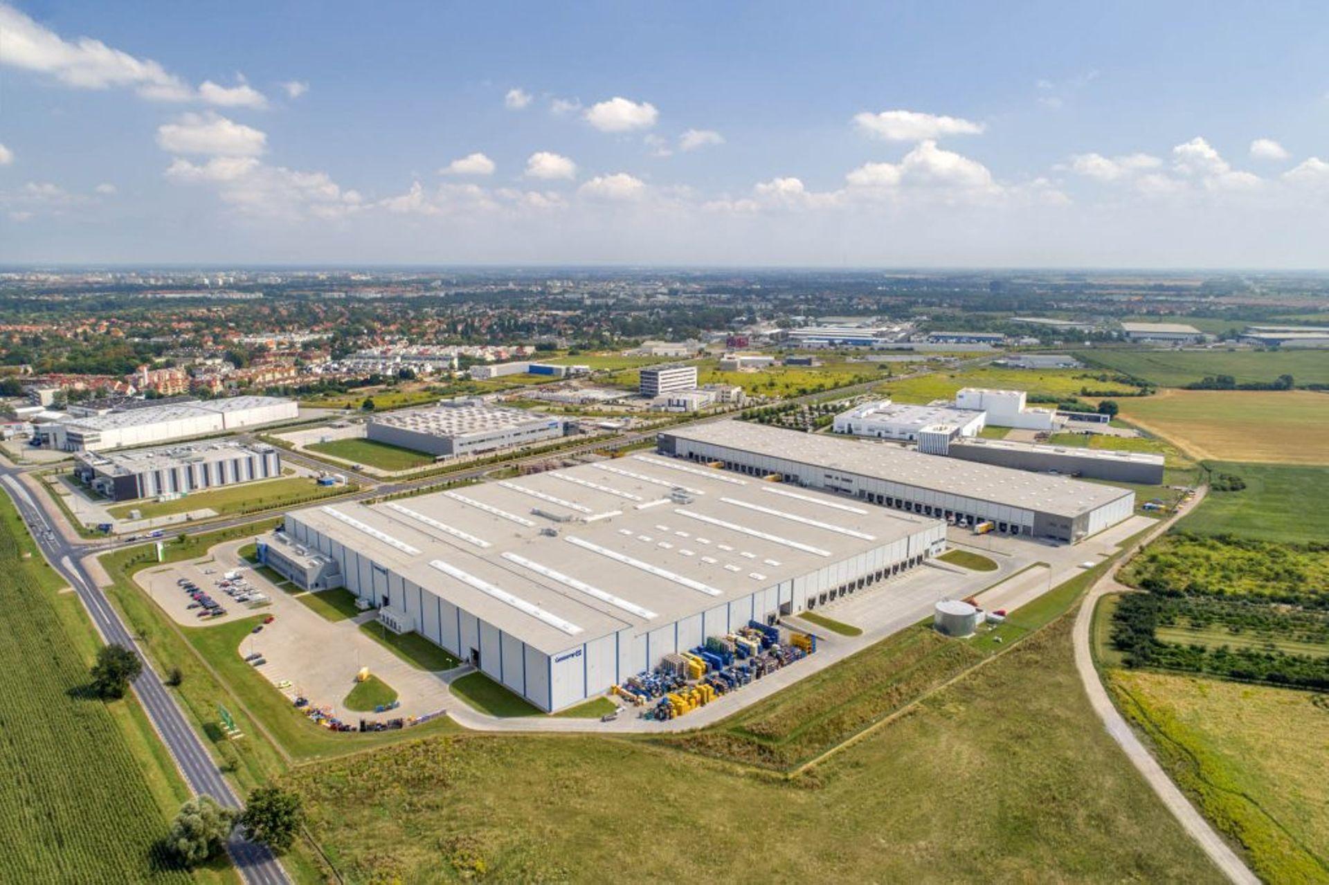 Koreański Dongshin będzie produkował we Wrocławiu części do samochodów elektrycznych