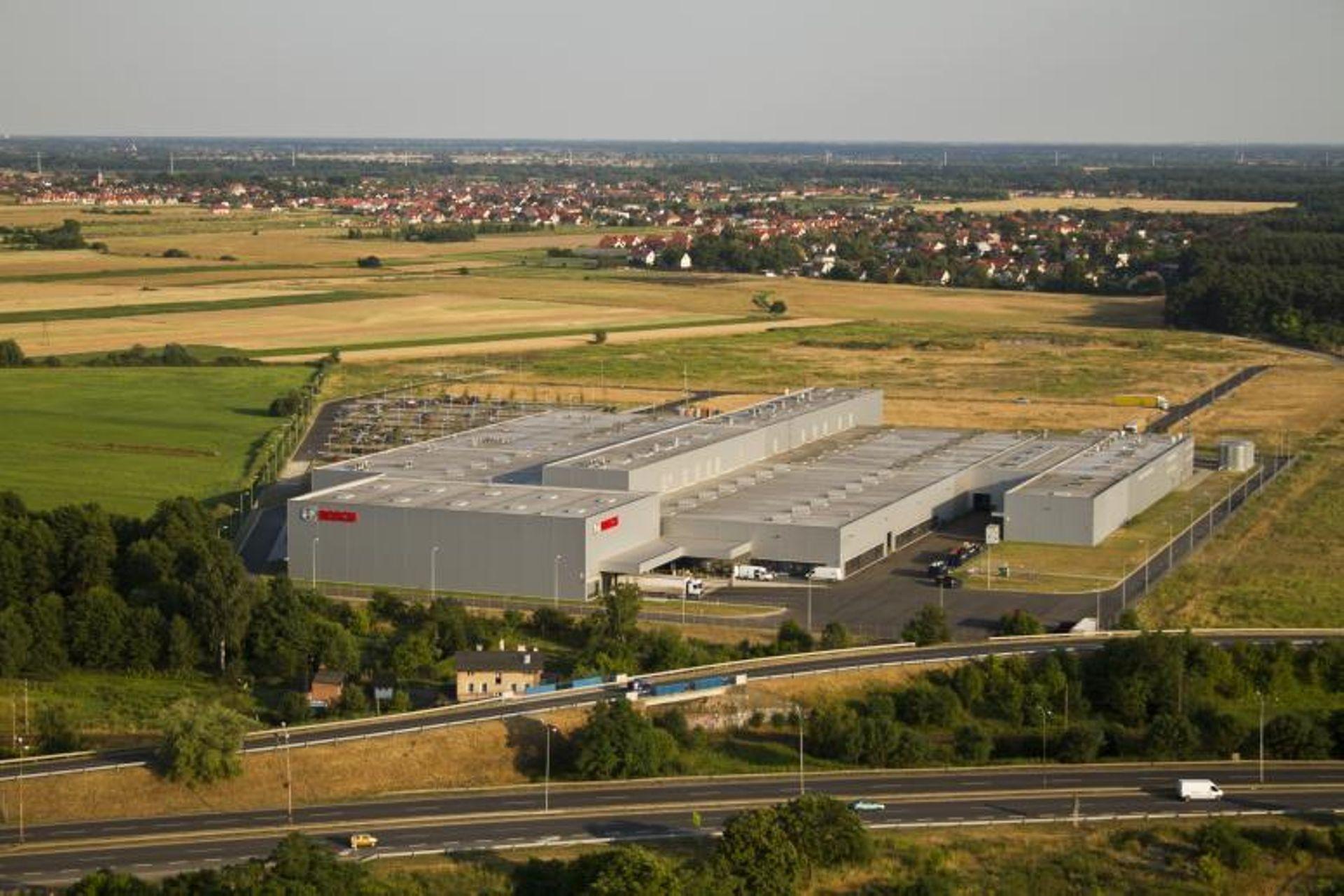 Niemiecki Bosch rozbuduje swoją fabrykę automotive pod Wrocławiem