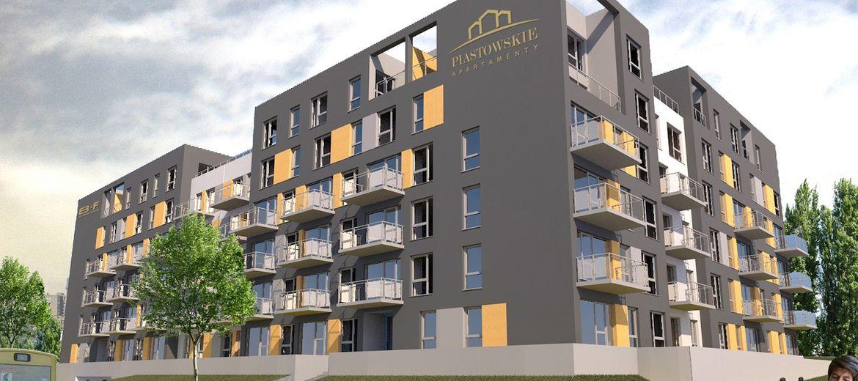 Piastowskie Apartamenty na ukończeniu