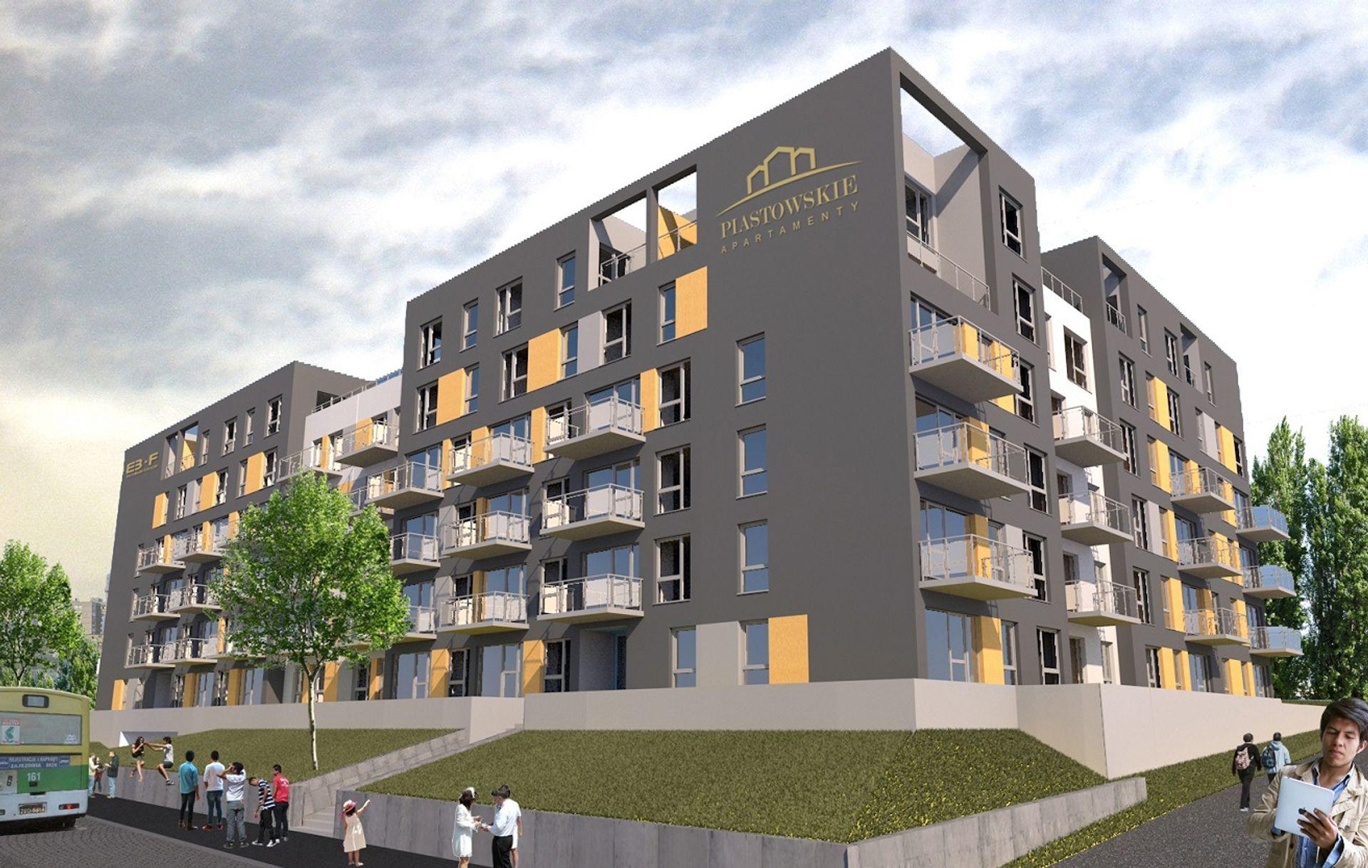 [Zielona Góra] Piastowskie Apartamenty na ukończeniu
