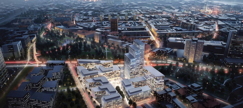 Poznań: Skanska rozpoczęła budowę