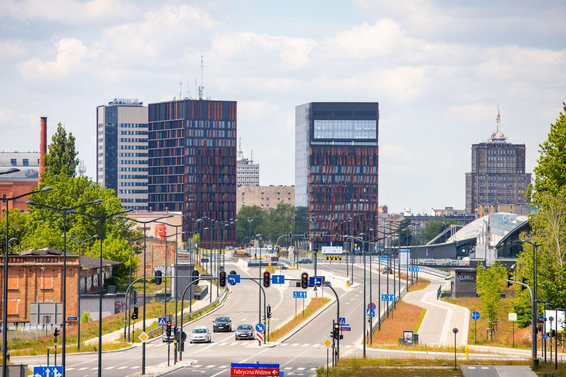 Rynek powierzchni biurowych w Łodzi w 2020 roku i prognozy na rok 2021