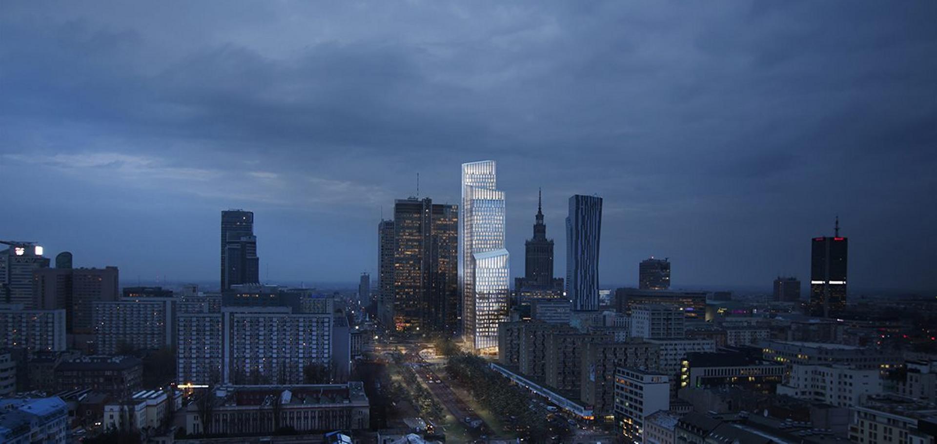 Warszawa: Skanska z planami wobec Warsaw One