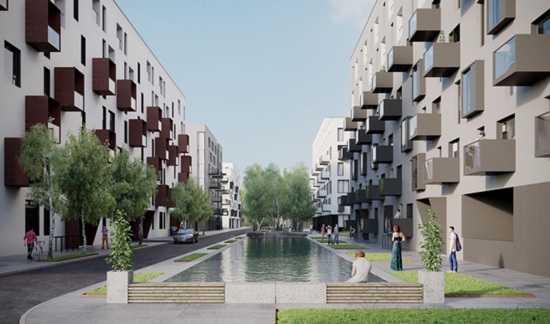Wrocław: Lokum Deweloper zbuduje osiedle na terenie giełdy samochodowej