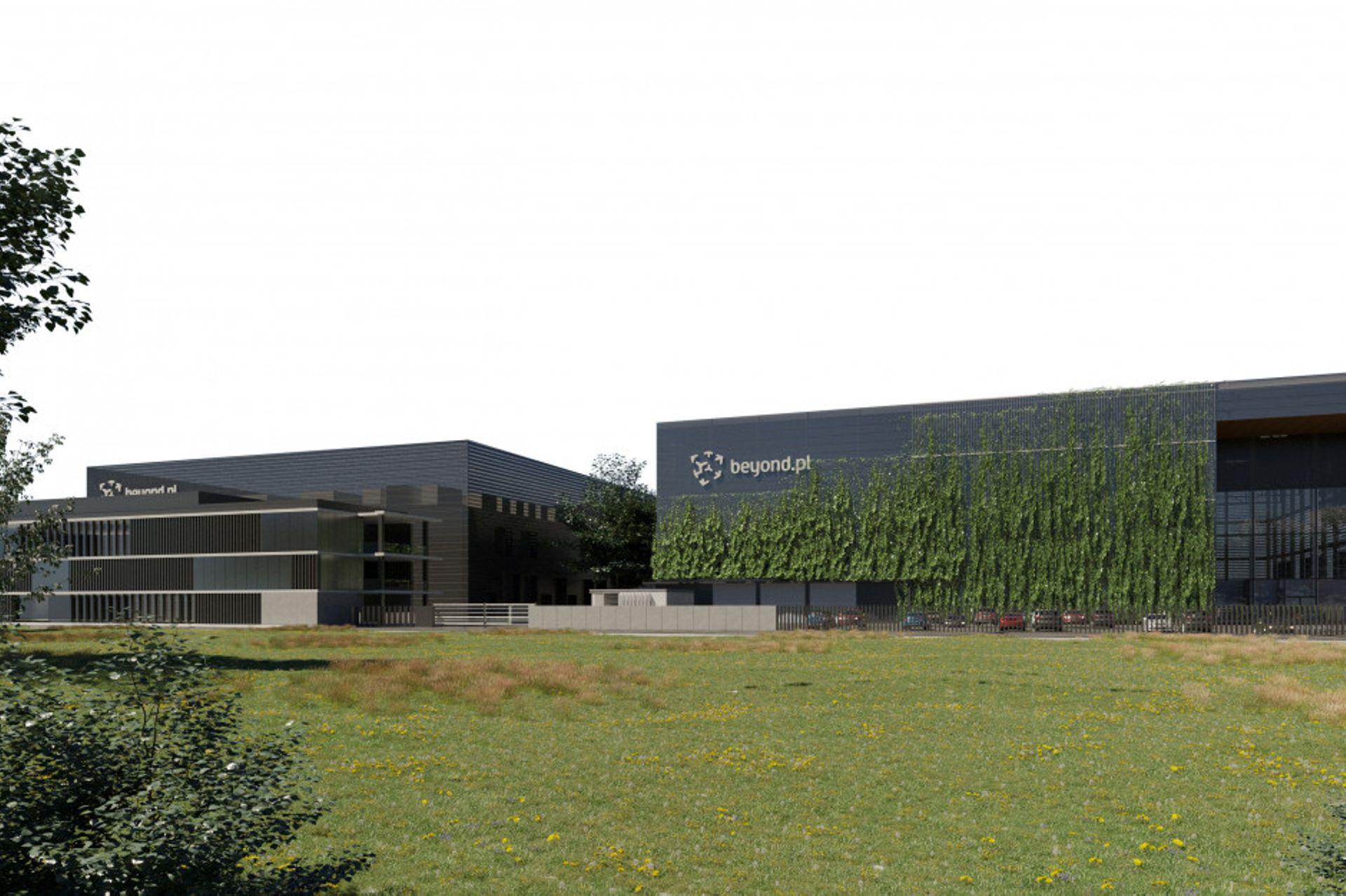 Beyond.pl rozbuduje swój kampus Data Center w Poznaniu