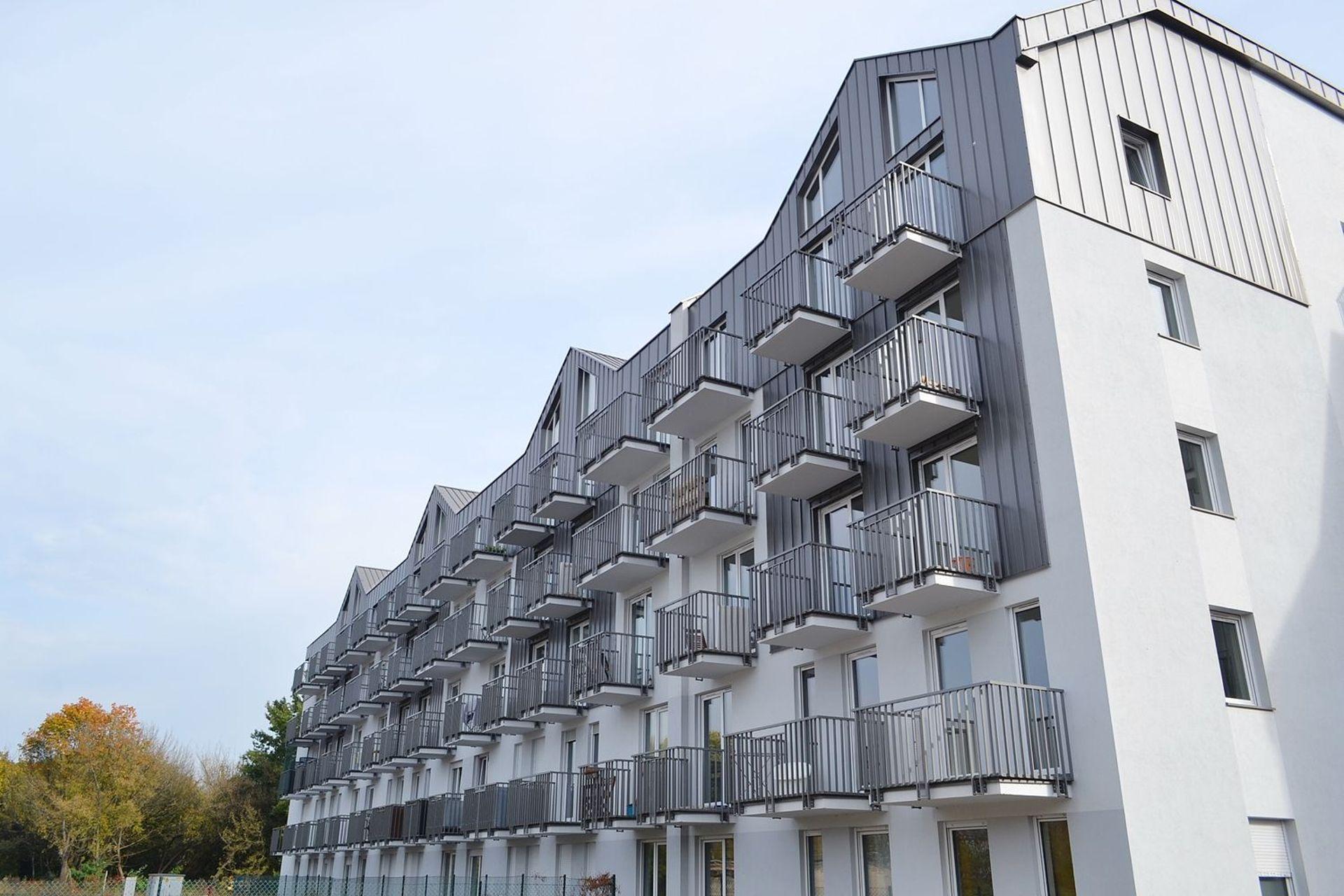 Pierwszy budynek Nadolnik Compact Apartments w Poznaniu gotowy