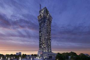 Rzeszów: Miasto zyska jeden z najwyższych budynków mieszkalnych w Polsce