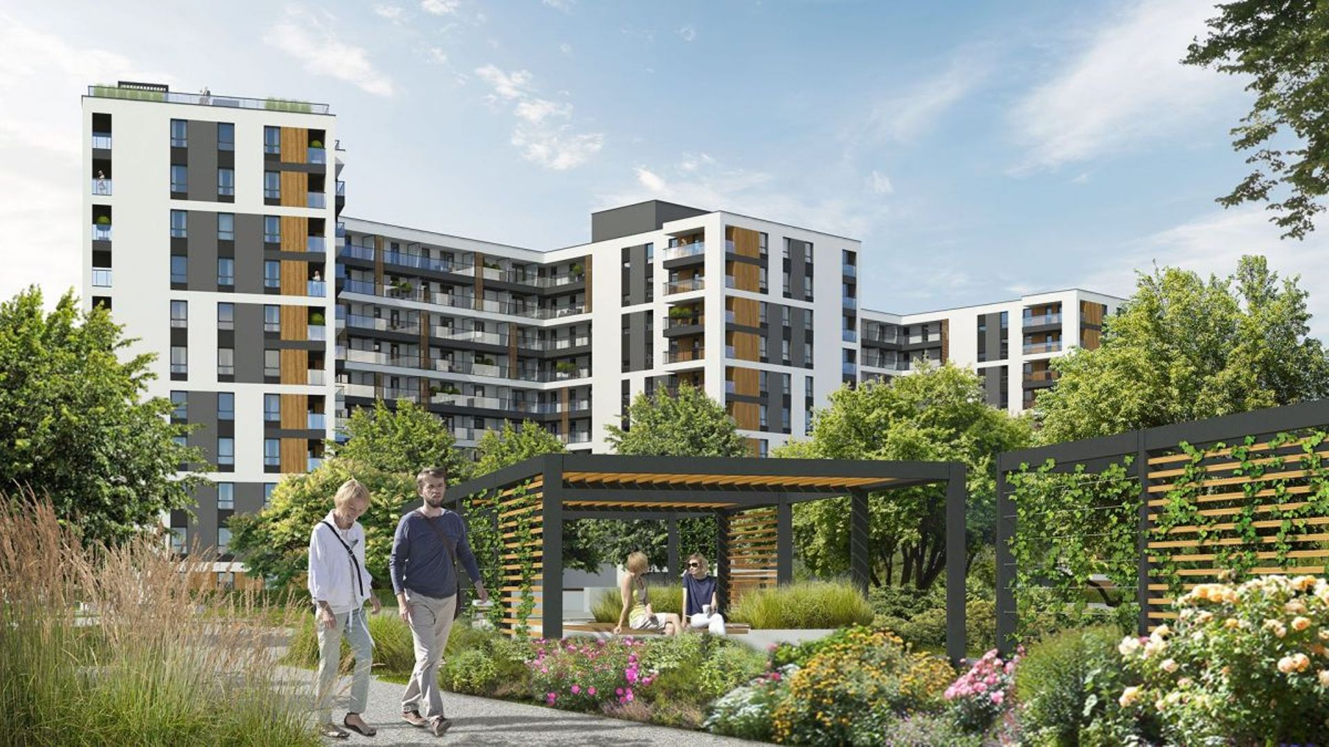 YIT Development rusza z budową II etapu osiedla Parkur Residence w Warszawie