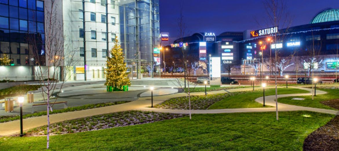 Jerozolimskie Business Park –