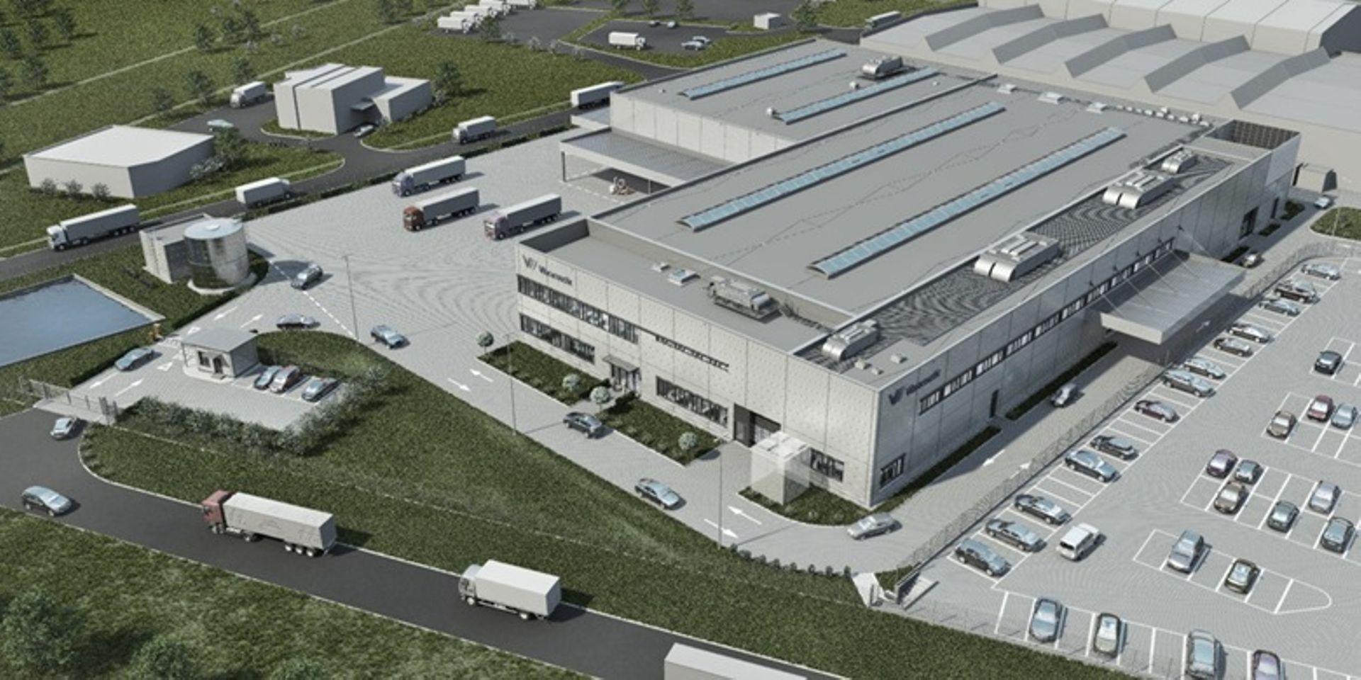 Aglomeracja Wrocławska: Vibroacoustic rozbuduje fabrykę automotive w Środzie Śląskiej
