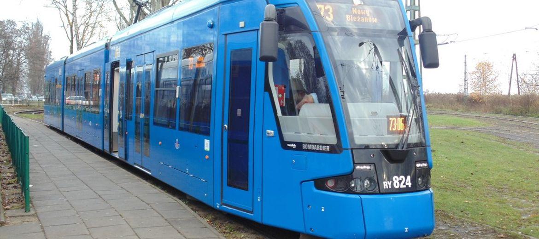 Wzgórza Krzesławickie bez tramwajów