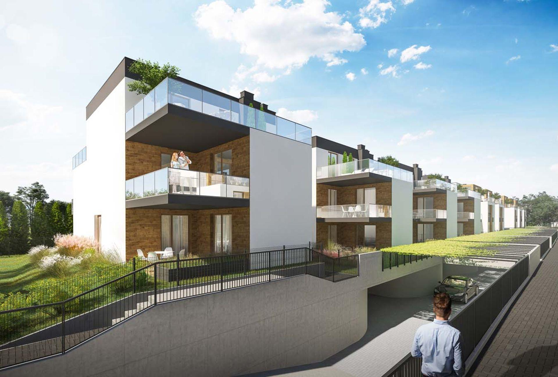 Wrocław: Atal Oporów –  deweloper sprzedaje ponad 100 mieszkań w blokach i domach