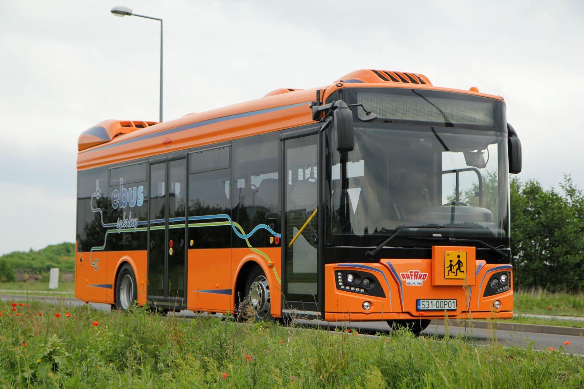 Racibórz: ARP E-Vehicles uruchomiła produkcję autobusów elektrycznych