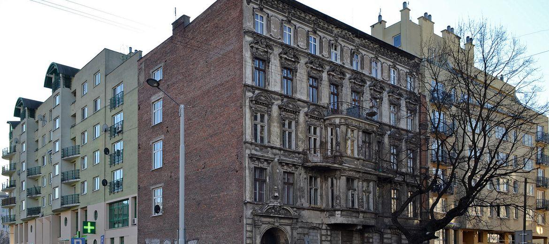 Wrocław: Zabytkowe kamienice z