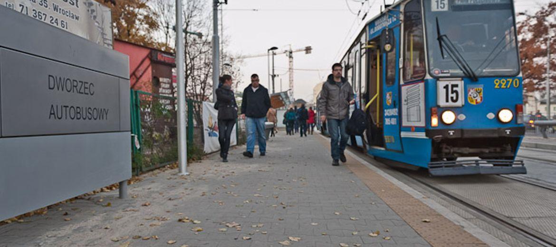 Na Ślężnej tramwaje znów