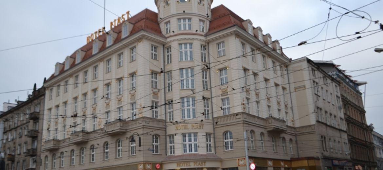 Dyplom dla hotelu Piast