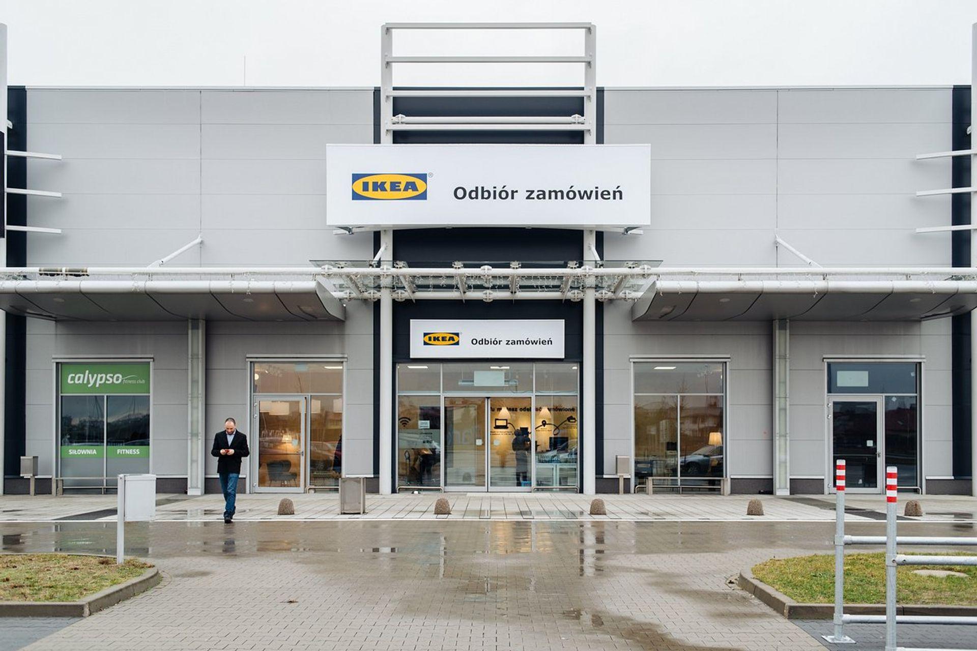 [Opole] Pierwszy w Polsce Punkt Odbioru Zamówień IKEA otwarty wCHTurawa Park