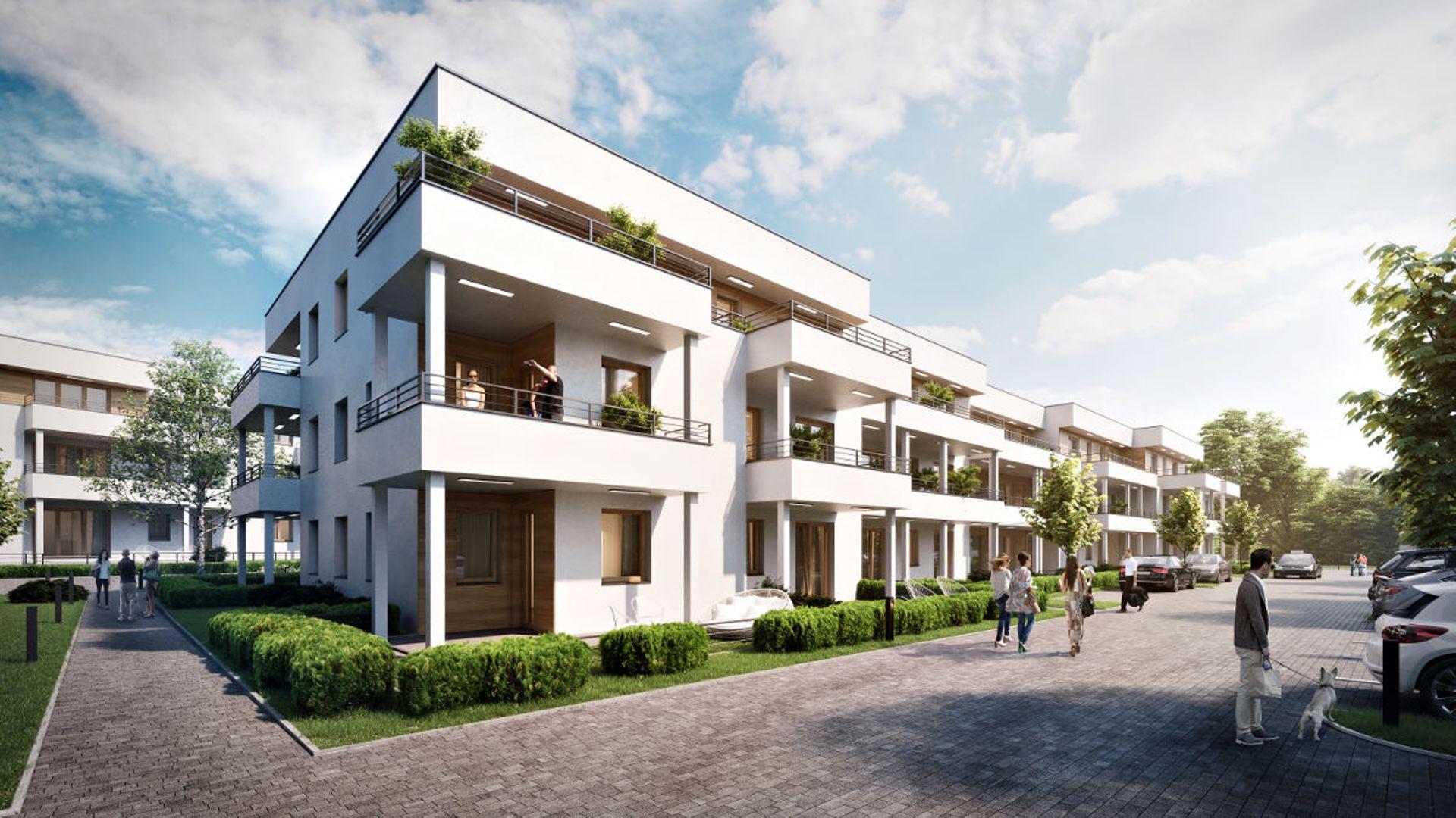 Łódź: Łupkowa Park – na Bałutach powstaje nowe osiedle