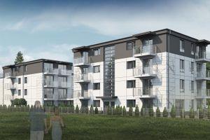 Warszawa: Apartamenty Stylowa – kilkadziesiąt nowych mieszkań w Wawrze od Dozbudu