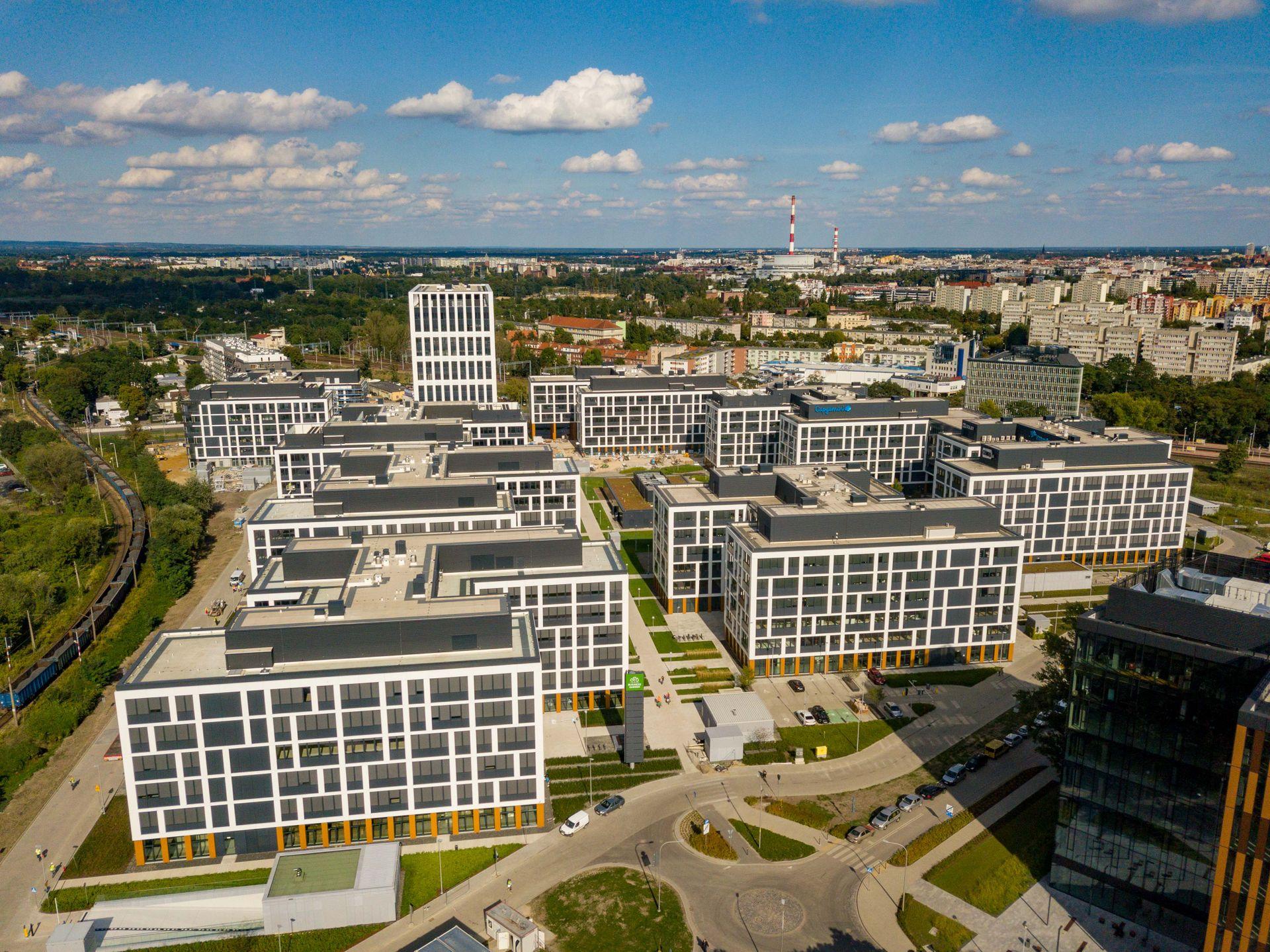 Capgemini zwiększy zatrudnienie w swoich centrach IT we Wrocławiu i Poznaniu