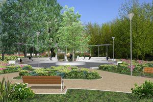 Wrocław: Budowa parku na Gaju musi zaczekać. Oferty okazały się zbyt wysokie [WIZUALIZACJE]