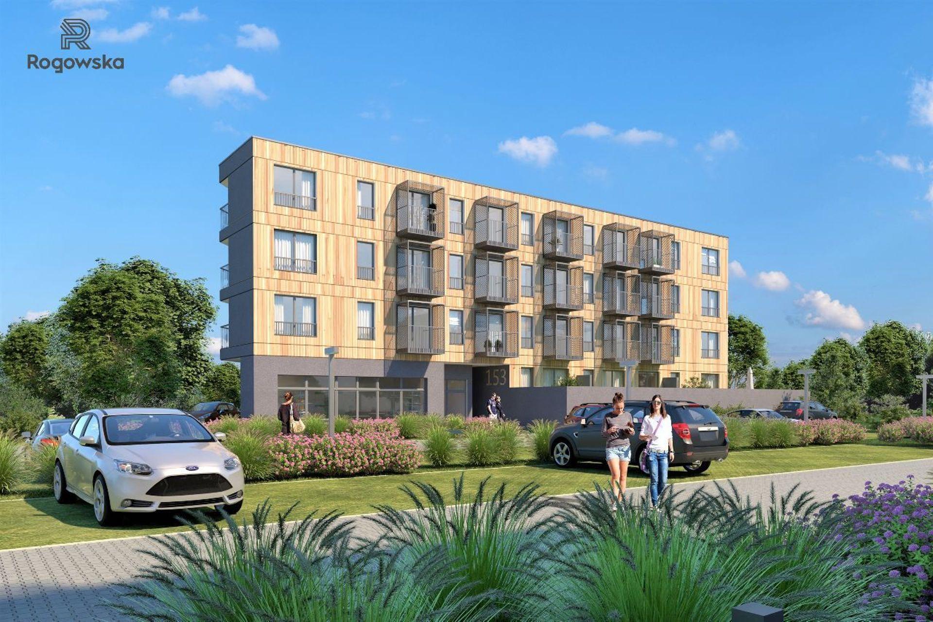 Wrocław: Rogowska – nowe mieszkania i lokale inwestycyjne na Nowym Dworze