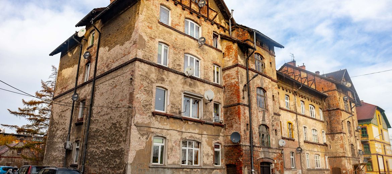 Wrocław: Zabytkowe budynki na