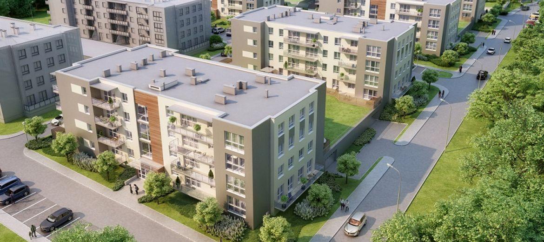 Budowa osiedla Green Home