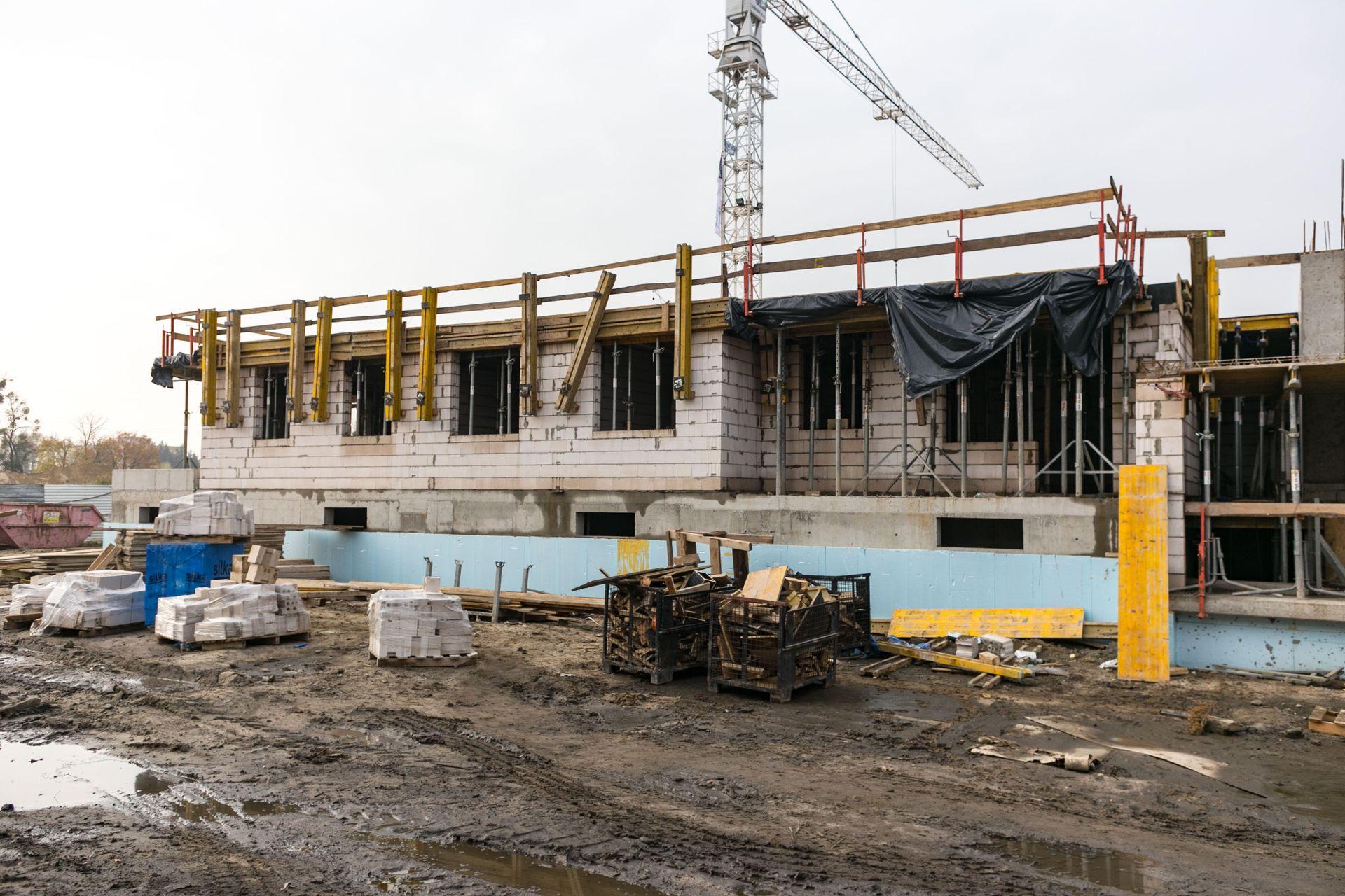 Warszawa: LC Corp płaci ponad 8 milionów za grunt pod kilkadziesiąt mieszkań niedaleko lotniska