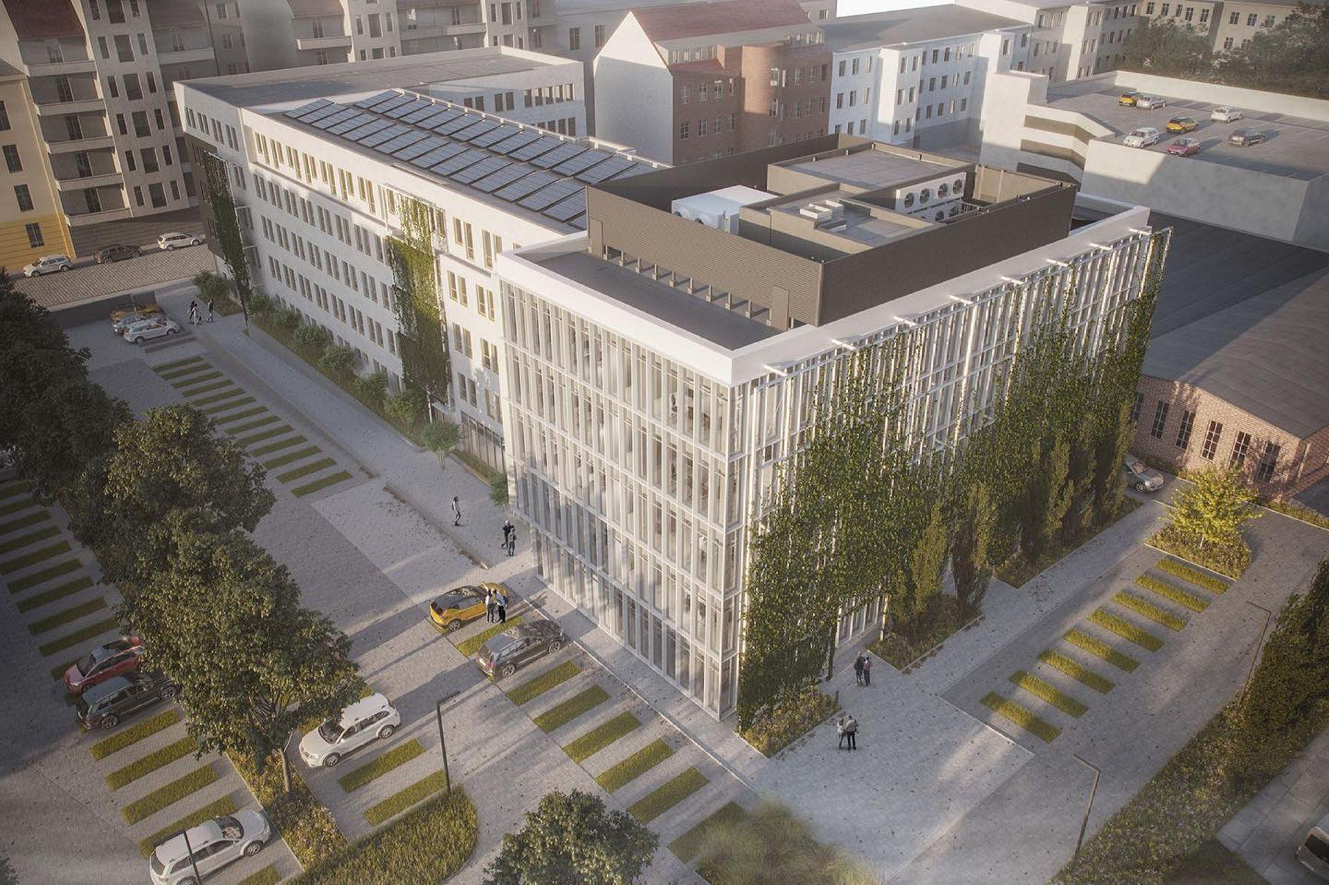 Rusza rozbudowa siedziby Starostwa Powiatowego we Wrocławiu