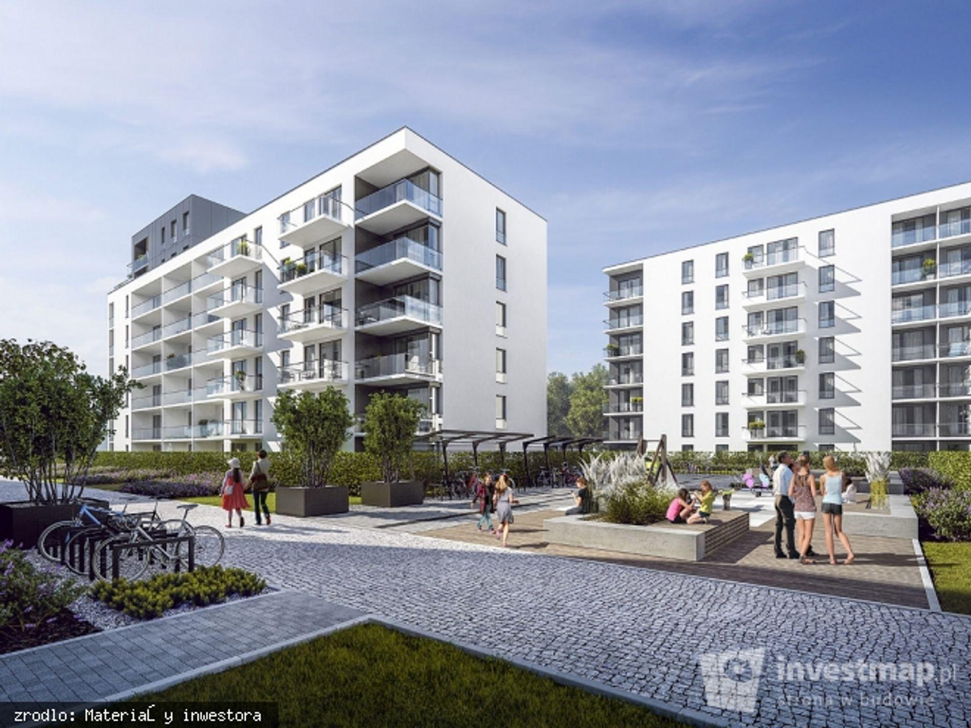 [Gdańsk] Harmonia Oliwska – nowa inwestycja Inpro przy Parku Oliwskim