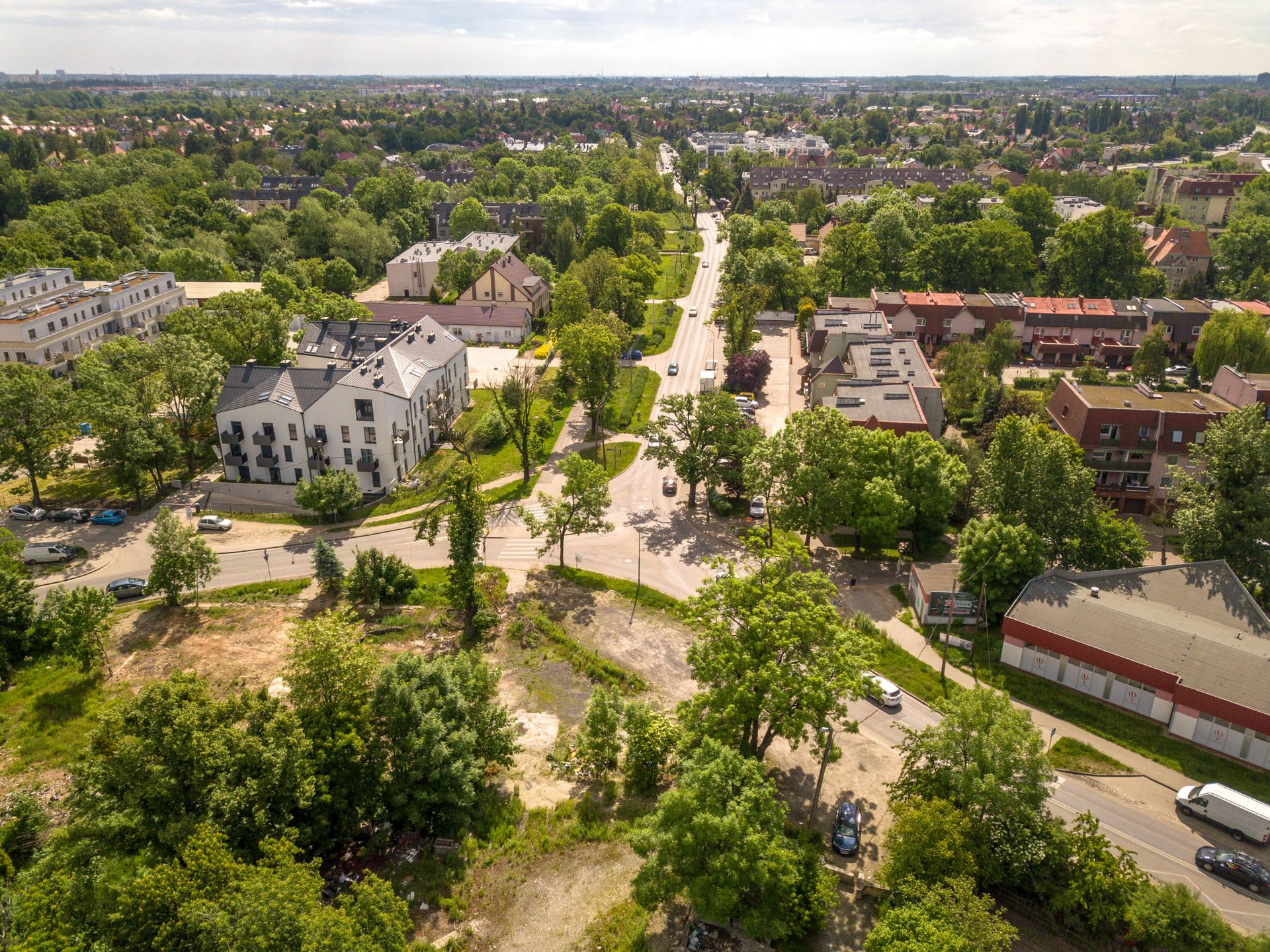 Wrocław: Znamy projektanta ronda na Oporowie