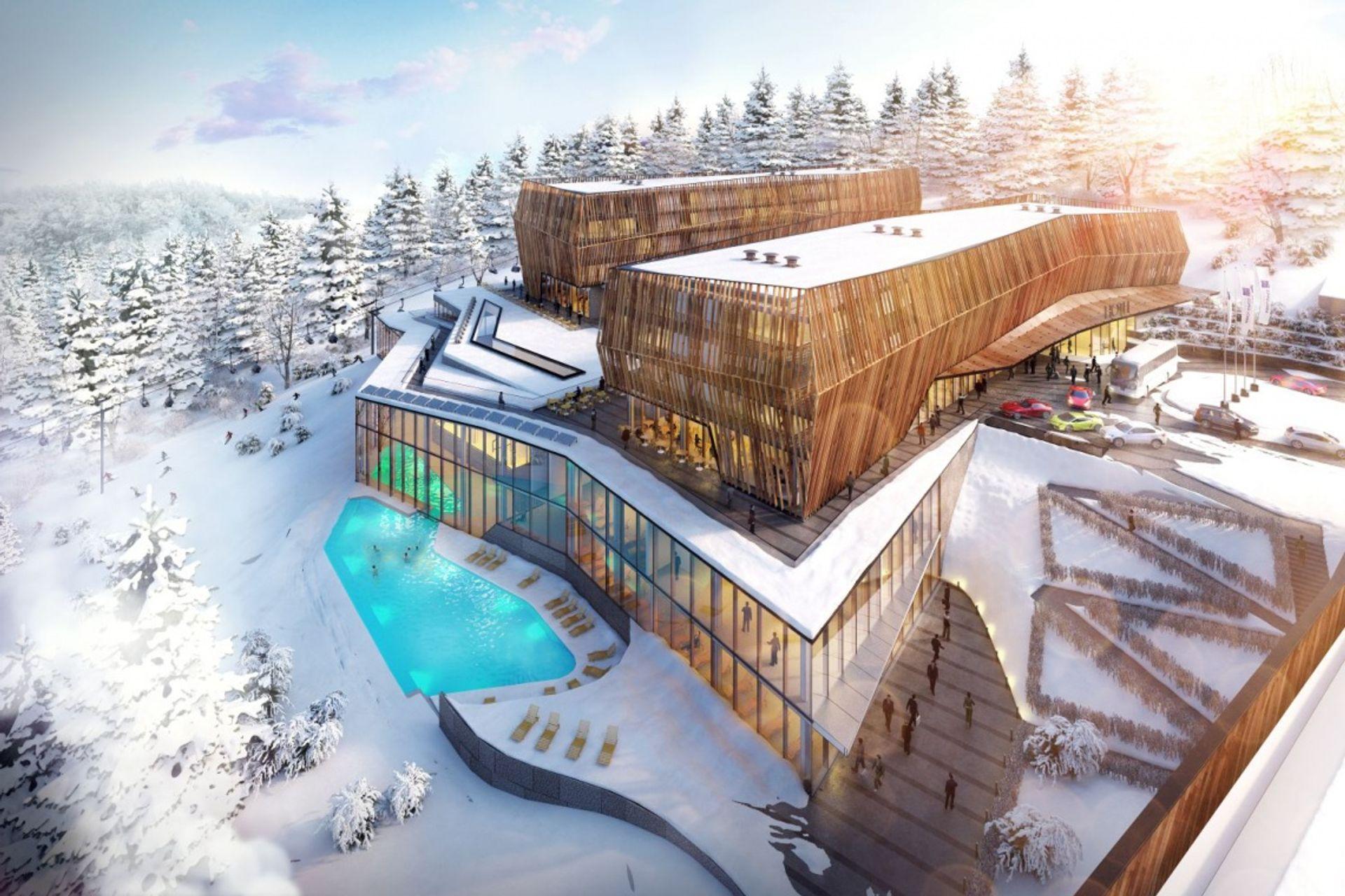 W Szklarskiej Porębie powstanie nowy, duży hotel czterogwiazdkowy