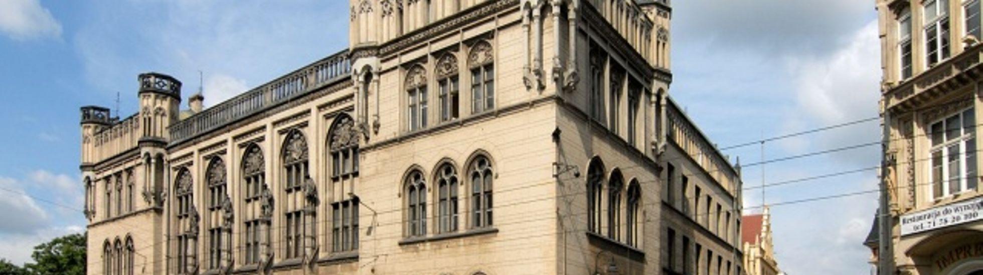 Jest decyzja – zabytkową Nową Giełdę czeka przetarg. Gwardia Wrocław zmieni siedzibę