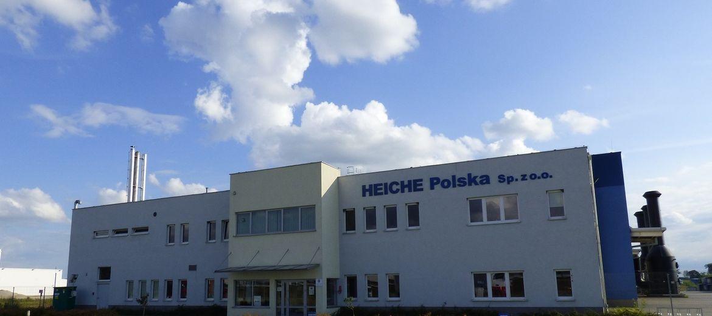 Foto: heichegroup.com – Siedziba Heiche Polska w Stanowicach pod Oławą