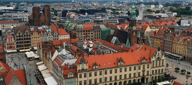 Wrocław z 242-procentowym wzrostem