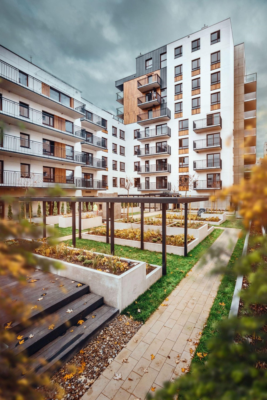 [Warszawa] Apartamentowiec Cascade Residence w Warszawie ma pozwolenie na użytkowanie