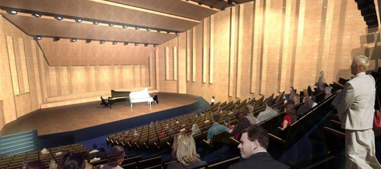Sala Koncertowa przy Zespole