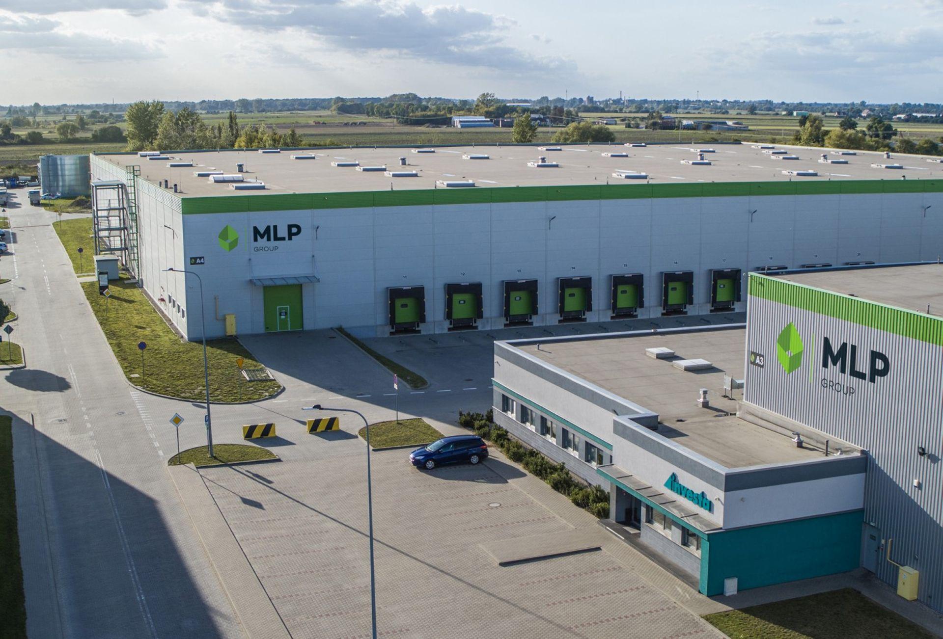 [mazowieckie] Polska firma metalowa pozostaje w MLP Pruszków II