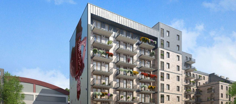 Trzy inwestycje na warszawskiej