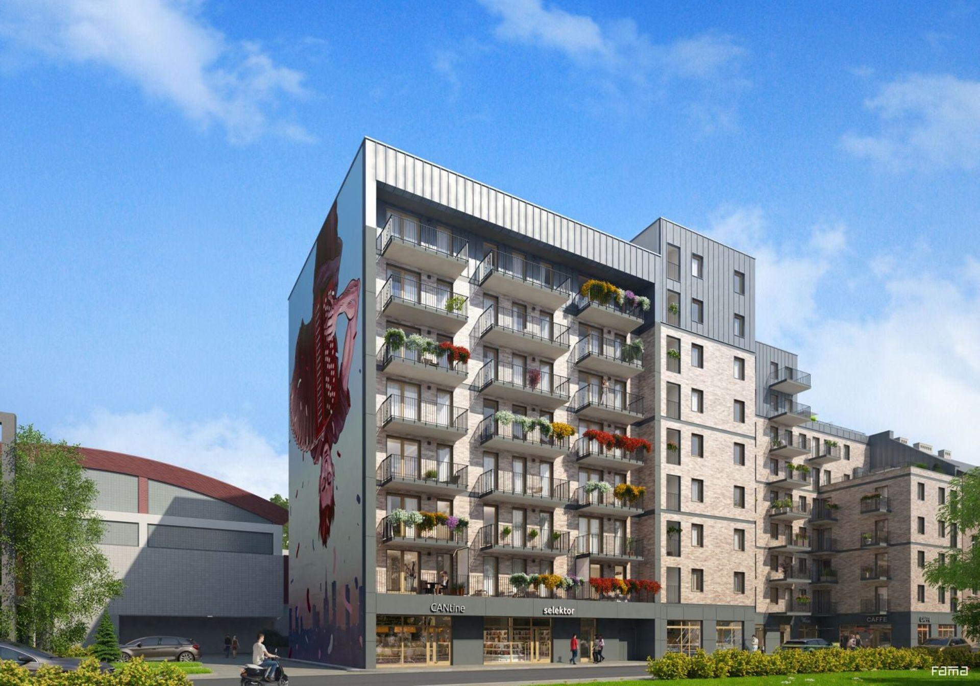 [Warszawa] Trzy inwestycje na warszawskiej Pradze-Północ wprowadzone do sprzedaży