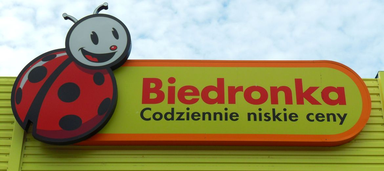 Wrocław: Biedronka na Klecinie