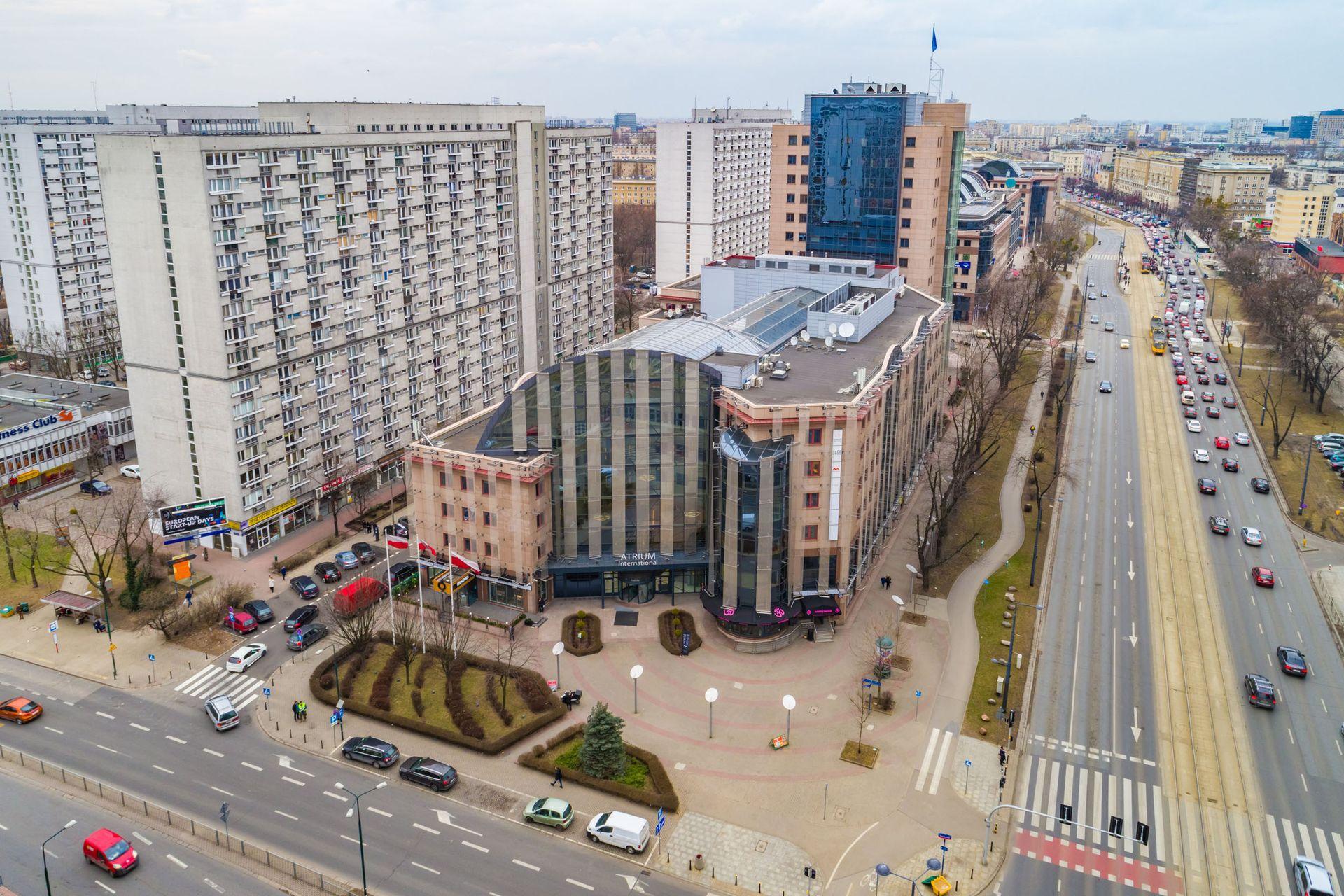 Warszawa: Biurowiec Atrium na Woli sprzedany. Strabag wybuduje ponadstumetrową wieżę?