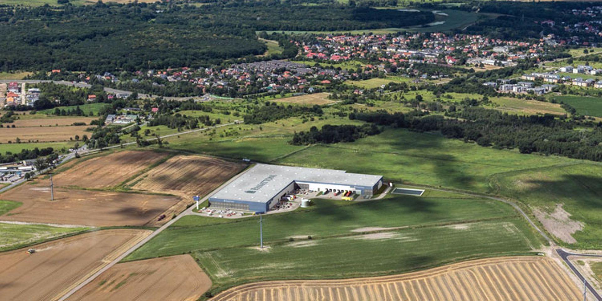 Kolejna nowa inwestycja Panattoni pod Wrocławiem
