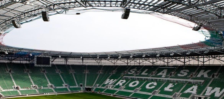 Stadionowa telewizja na arenie