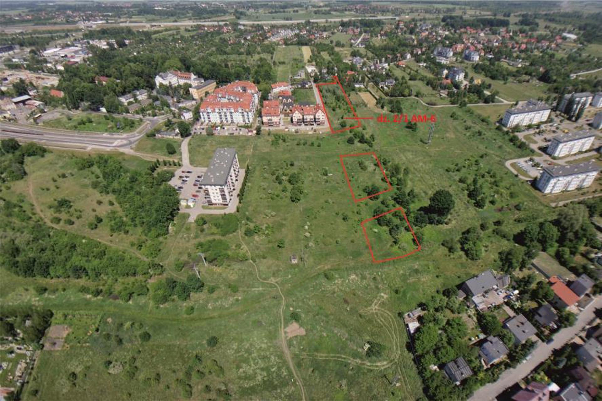 Wrocław: Państwo planuje sprzedaż dużych działek na Jagodnie i Poświętnem