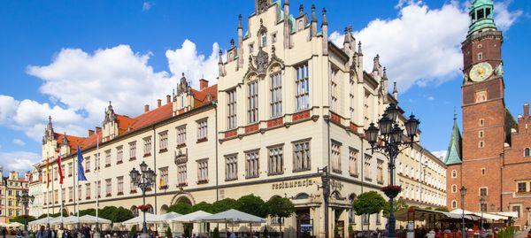 Wrocław: Nie dla powrotu zieleni na Rynek