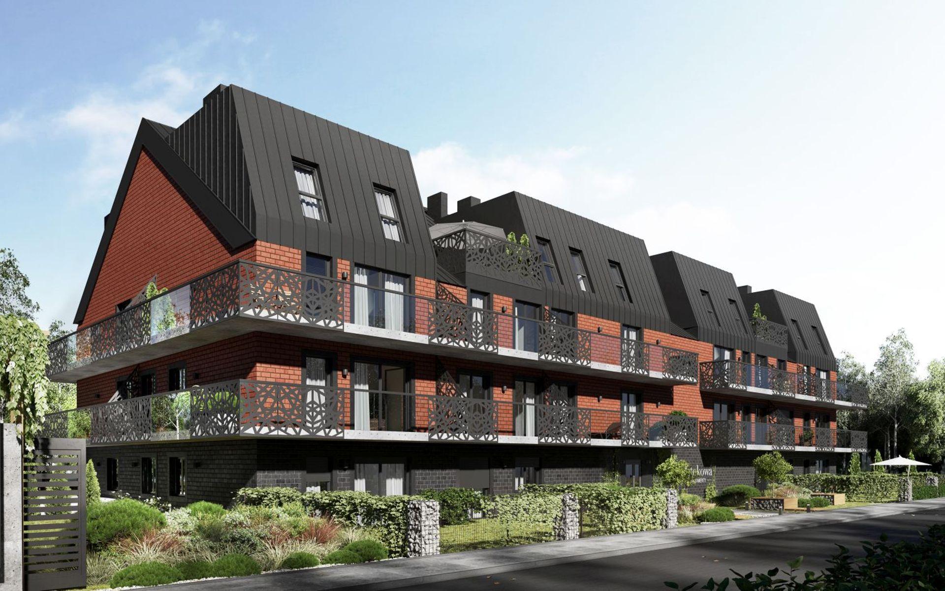 M3 Invest rusza z budową inwestycji Potokowa Apartamenty