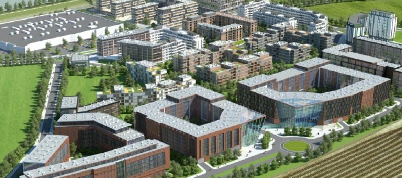 Największe osiedle budowane przez Vantage Development SA we Wrocławiu – Promenady Wrocławskie